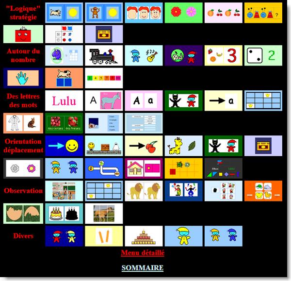 Ressources Pedagogiques Tice Activites Diverses Les Jeux De Lulu
